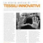 Lanificio Leo - servizio giornalistico Arredo e Design News
