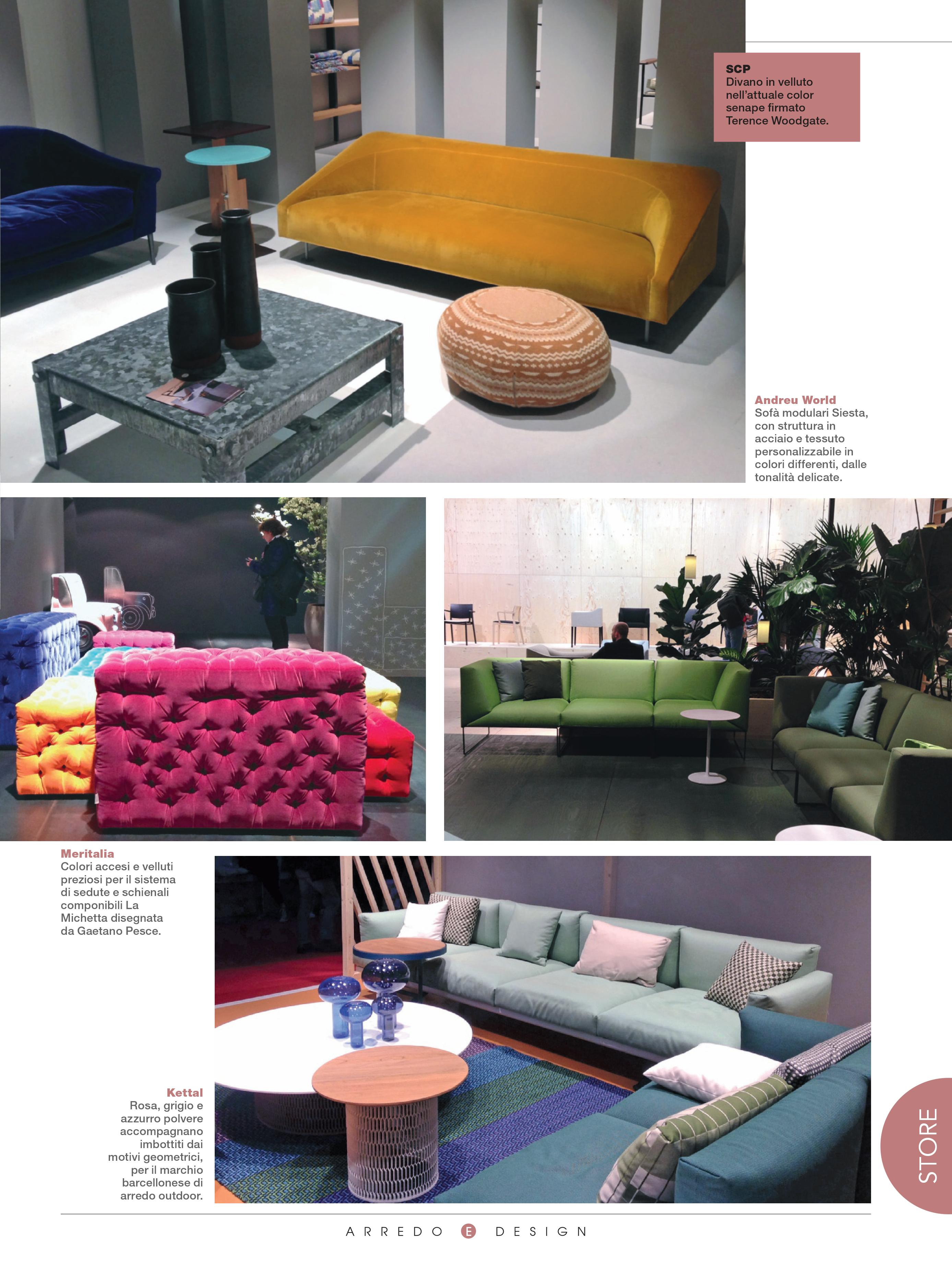 Speciale Salone del Mobile 2016 Arredo e Design News