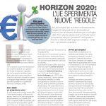 Horizon 2020 Stampi Internazionalizzazione Imprese